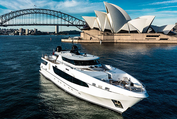 Sahana Yacht - The Superyacht People