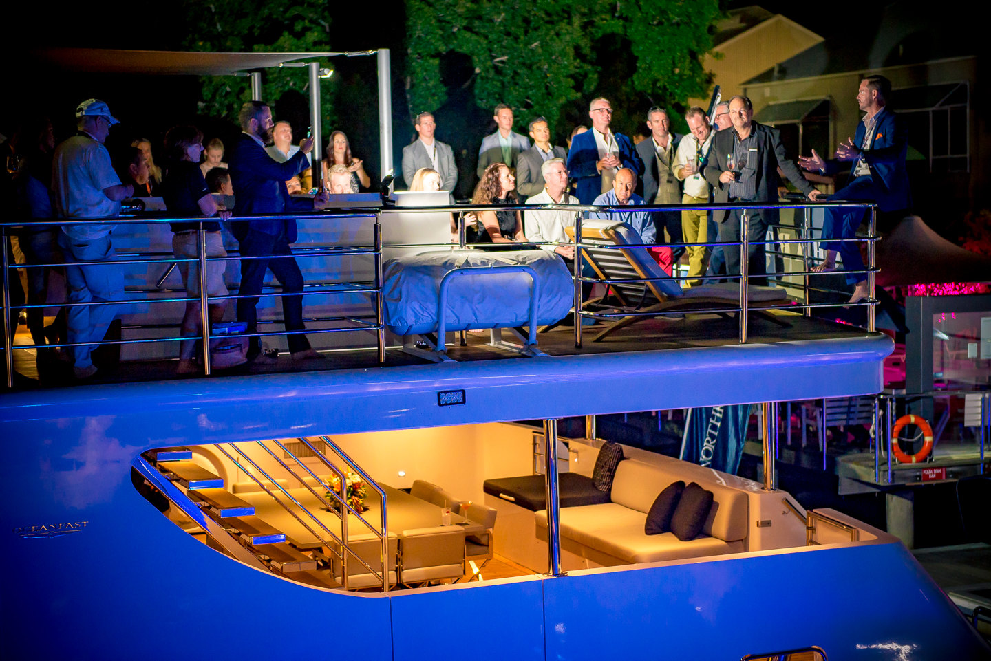 Sanctuary Cove Superyacht event