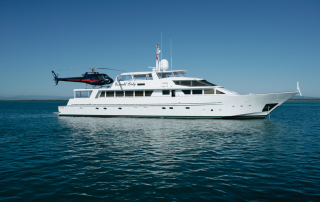 Charter superyacht Emerald Lady