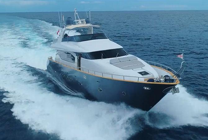 Superyacht Charters Gold Coast Bray Management